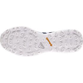 adidas TERREX Agravic GTX Shoes Men Raw Steel/Collegiate Navy/Solar Slime